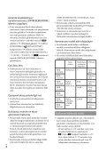 Sony HDR-CX116E - HDR-CX116E Consignes d'utilisation Turc - Page 4