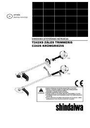 Lietošanas instrukcija - Stoller