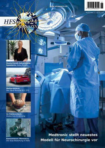 HFSnews24 Print Ausgabe 2/2017