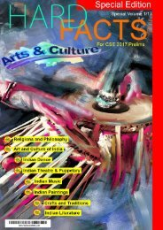 Special Edition(Hard Facts) : Art n Culture