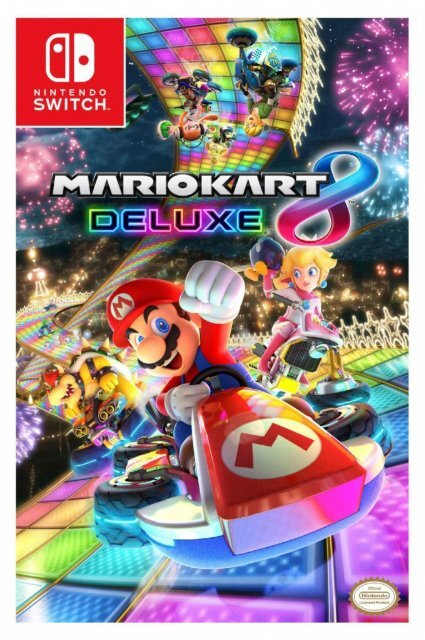 Mario Kart 8 Deluxe Prima Official Guide