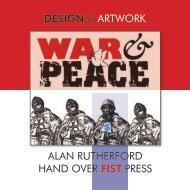 Alan Rutherford Design and Artwork