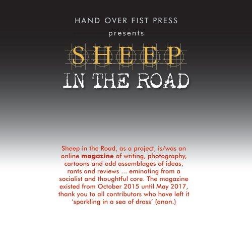 Hand Over Fist Press