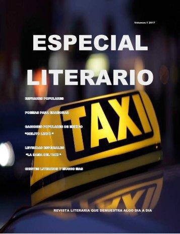 REVISTA  ESPECIAL LITERARIO