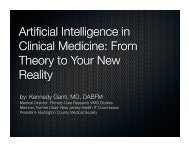 Artificial Intelligence In Clinical Medicine - Solutions X 2