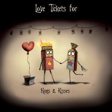 Love Tickets for Him - Dark Burton