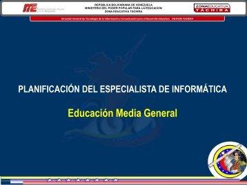 PLANIFICACION MEDIA GENERAL FINAL