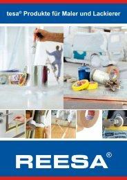 tesa® Produkte für Maler und Lackierer - Suding & Soeken GmbH ...
