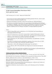 Literatur 3 – Ruskin, Viollet-le-Duc - Denkmalpflege