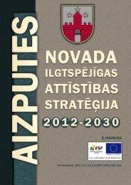2030.gadam - Aizputes dome