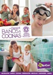 bricor cocinas y baños