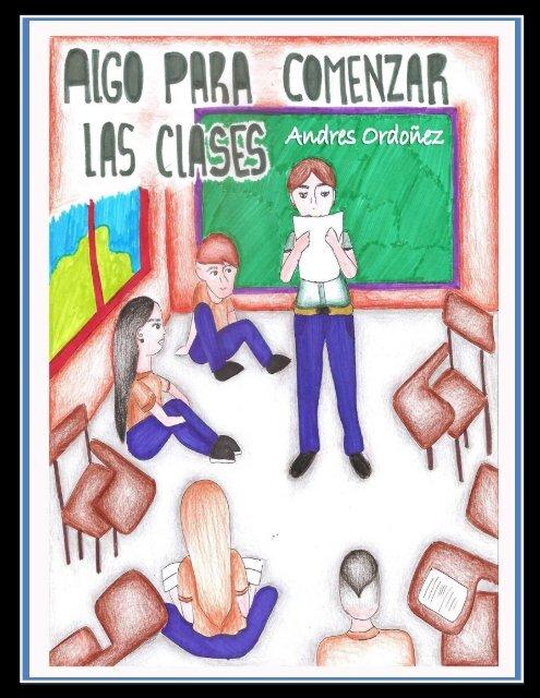 ALGO PARA COMENZAR LAS CLASES