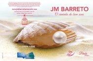 Catálogo JM Barreto Linha Pérola 2017