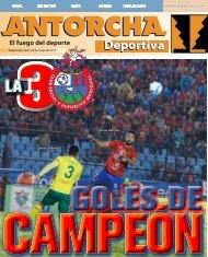 Antorcha Deportiva 266