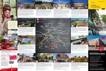 Sehenswürdigkeiten in der Region Stuttgart