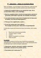 RMK Hartz IV Sparbuch französisch - Page 5