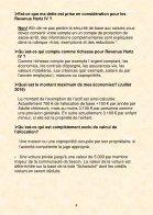 RMK Hartz IV Sparbuch französisch - Page 6