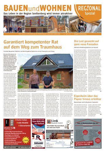 Regional Spezial - Bauen und Wohnen, Ausgabe Senftenberg