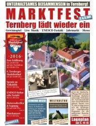 Marktfestzeitung 2016