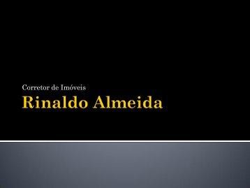 Rinaldo Almeida teste