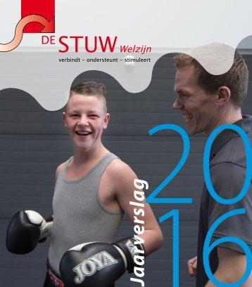 De Stuw Jaarverslag 2016