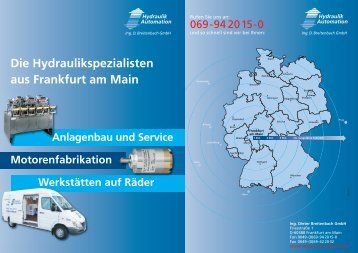Die Hydraulikspezialisten aus Frankfurt am Main - Breitenbach ...