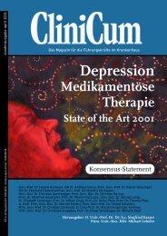 Depression - Medizin Akademie
