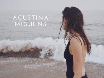 Agustina Miguens portfolio
