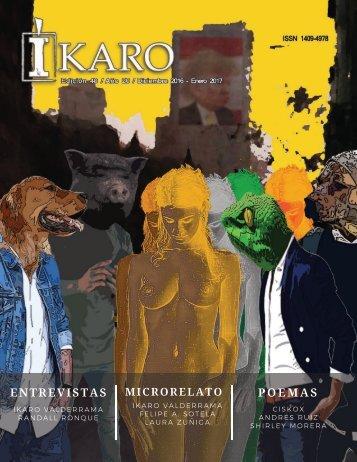 Revista Ikaro 40
