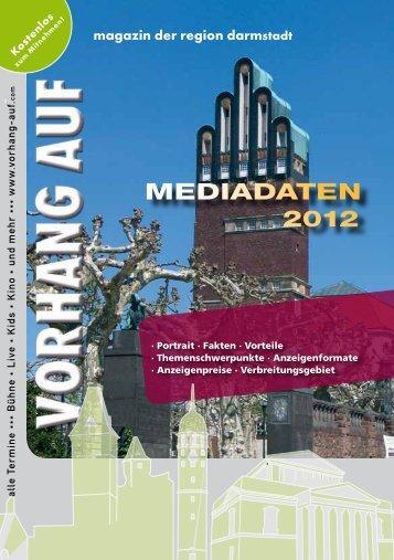 magazin der region darmstadt - Vorhang auf