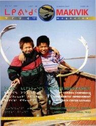 Makivik Magazine Issue 58