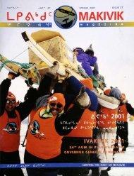 Makivik Magazine Issue 57