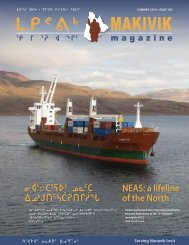 Makivik Magazine Issue 103