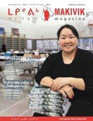 Makivik Magazine Issue 100