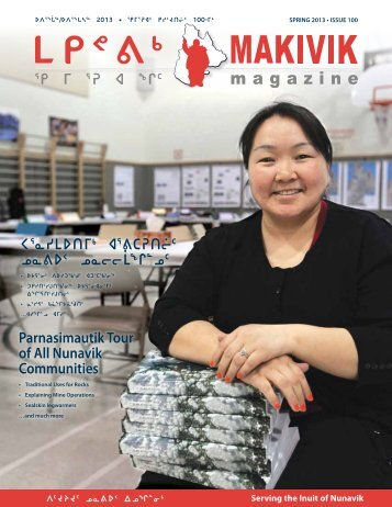 Makivik Magazine Issue 100