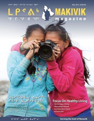 Makivik Magazine Issue 98