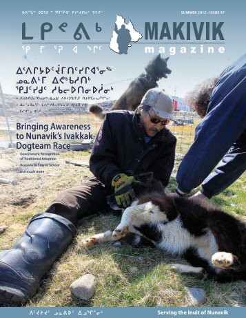 Makivik Magazine Issue 97