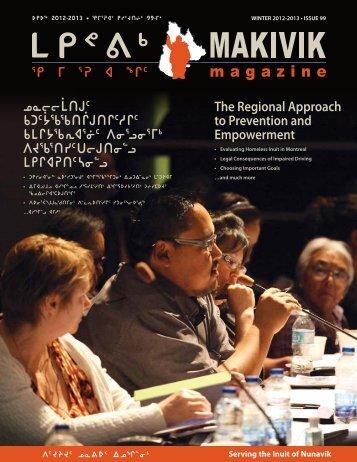 Makivik Magazine Issue 99