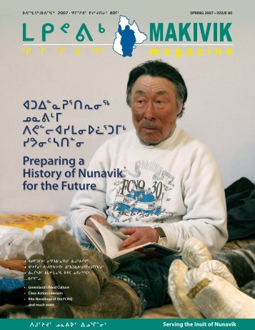 Makivik Magazine Issue 80