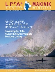 Makivik Magazine Issue 78