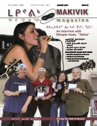 Makivik Magazine Issue 69