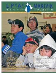 Makivik Magazine Issue 75