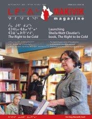 Makivik Magazine Issue 106