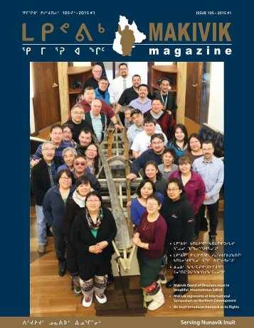 Makivik Magazine Issue 105