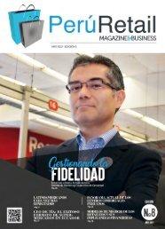 Revista Perú Retail -  8va edición