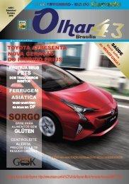 Revista Olhar 43 Brasília Setembro - Roxy curvas Amazon pdf