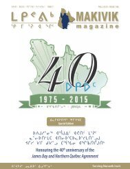 Makivik Magazine Issue 108