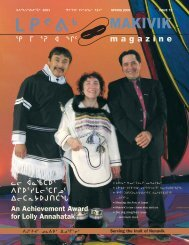 Makivik Magazine Issue 72
