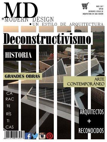 DECONSTRUCTIVISMOREVISTA