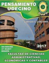REVISTA UDECINO EDICION 13